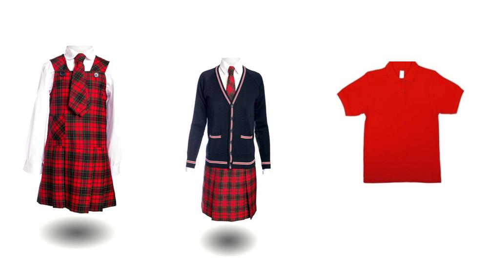 Uniforma mergaitėms