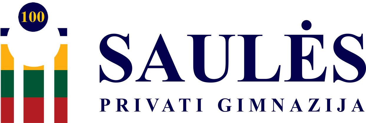 """""""Saulės"""" privati gimnazija – Priešmokyklinis ir pradinis ugdymas Mobile Logo"""